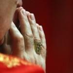 El anillo del Papa Francisco no será de oro